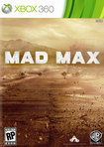 Mad Max - Xbox 360