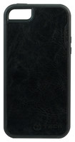 Tumi - T-Tech Soft-Shell Case for Apple® iPhone® 5 and 5s - Black