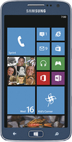 Samsung - ATIV S Neo Cell Phone - Blue (Sprint)