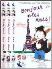 Bonjour les Amis: French Made Easy for Children 1-3 [3 Discs] (DVD)