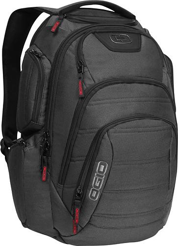 OGIO - Renegade RSS Laptop Backpack - Black Pindot