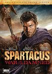 Spartacus: War Of The Damned [3 Discs] (dvd) 1402065