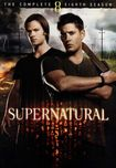 Supernatural: The Complete Eighth Season [6 Discs] (dvd) 1402092