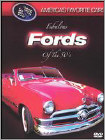 America's Favorite Cars: Fabulous Fords of the 50's (DVD) (Eng)