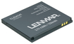 Lenmar - Lithium-Ion Battery for HTC HD2 Mobile Phones - White