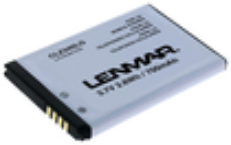 Lenmar - Lithium-Ion Battery for Select LG Mobile Phones - Black