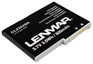 Lenmar - Lithium-Ion Battery for Sanyo SCP-2700 Mobile Phones - Black