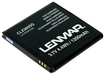 Lenmar - Lithium-Ion Battery for Most Samsung Mobile Phones - Black