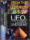 Ufos & Cosmic Dimensions (3pc) (DVD) (3 Disc)