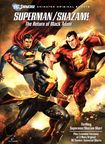 Superman/shazam!: The Return Of Black Adam (dvd) 1405575