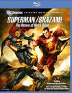 Superman/shazam!: The Return Of Black Adam [blu-ray] 1405681
