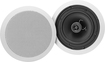 "Dynex™ - 6.5"" 2-Way In-Ceiling Speakers (Pair) - Black"