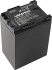Lenmar - Lithium-Ion Battery for Select Canon VIXIA Camcorders - Black
