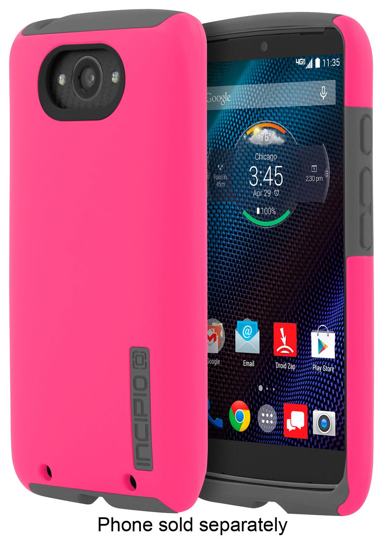 Incipio - Dualpro Case For Motorola Droid Turbo Cell Phones