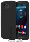 Incipio - DualPro Case for Motorola DROID Turbo Cell Phones - Black