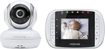 Motorola - Wireless Video Baby Monitor - White