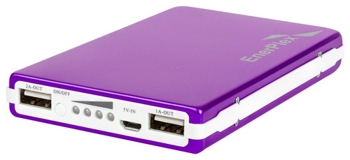 EnerPlex - Jumpr Max Power Bank - Purple