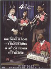 4 Feature Films: Duke Is Tops / Black King / Spirit Of Youth / The Glove (DVD) (Black & White) (Eng)