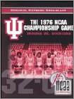 NCAA Championship 1976: Indiana vs. Michigan (DVD) 2004