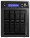 WD - My Cloud EX4 External SATA Personal Cloud Storage - Black
