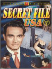 Secret File Usa: Tv Classics (dvd) (black & White) 14150107
