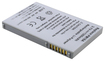 Lenmar - Lithium-Polymer Battery for Most HTC and HP Devices - Silver