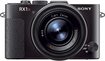 Sony - Cybershot DSC-RX1R 24.3-Megapixel Digital Camera - Black