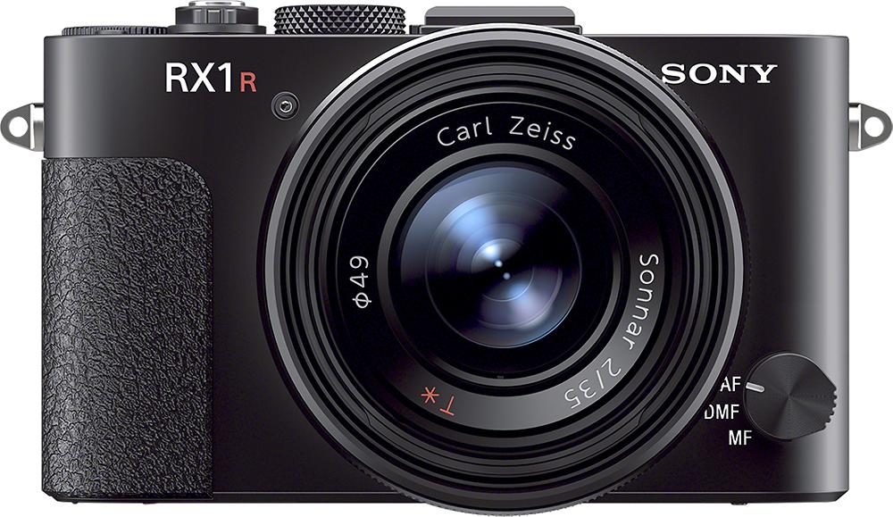 Sony - Cybershot DSC-RX1R 24.3-Megapixel Digital Camera - Black