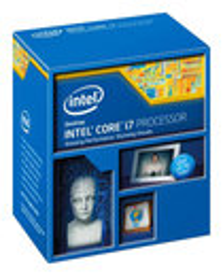 Intel® - Core™ i7-4770K 3.5GHz Processor - Blue