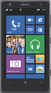 Nokia - Lumia 1020 4G LTE Cell Phone - Black (AT&T)