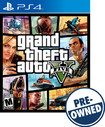 Grand Theft Auto V - PRE-OWNED - PlayStation 4