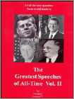 The Greatest Speeches of All Time, Vol. 2 (DVD)