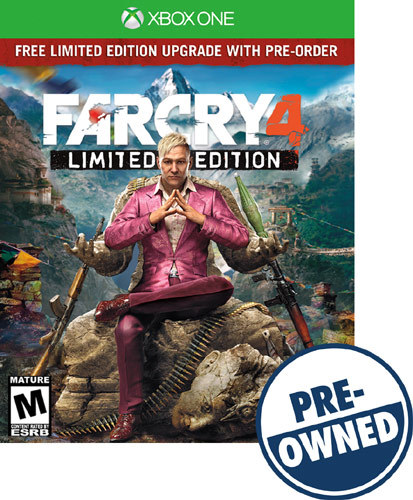 Far Cry 4 - PRE-Owned - Xbox One