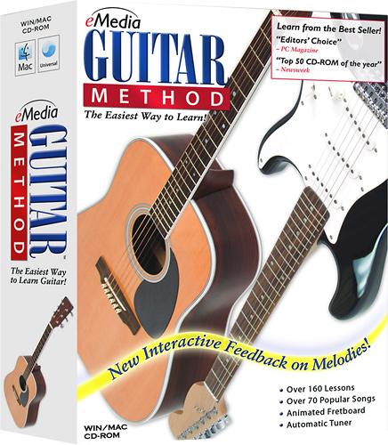 eMedia - Guitar Method V5 - Multi