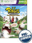 Rabbids Invasion: The Interactive Tv Show - Pre-owned - Xbox 360 1427007