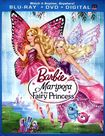 Barbie: Mariposa & The Fairy Princess [blu-ray] 1427134
