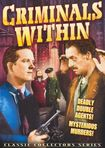 Criminals Within (dvd) 14273939