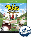 Rabbids Invasion: The Interactive TV Show - PRE-OWNED - Xbox One|Xbox 360
