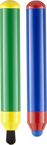 Dynex™ - Children's Styluses (2-Count) - Green/Yellow/Blue/Red