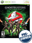 Ghostbusters: The Video Game — PRE-OWNED - Xbox 360