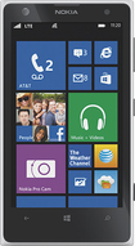Nokia - Lumia 1020 4G LTE Cell Phone - White (AT&T)