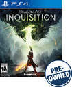 Dragon Age: Inquisition - Pre-owned - Playstation 4