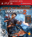 Uncharted 2: Among Thieves Game of the Year Edition Greatest Hits - PlayStation 3