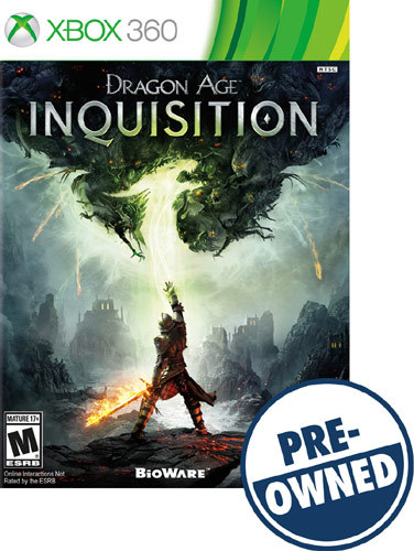 Dragon Age: Inquisition - PRE-Owned - Xbox 360
