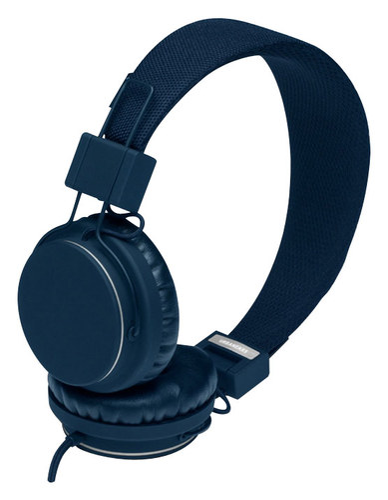Urbanears - Plattan On-Ear Headphones - Indigo