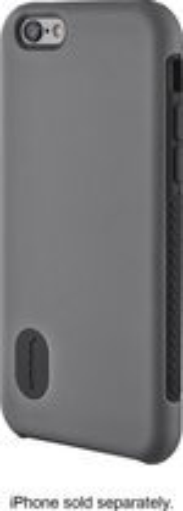 Modal - Hard Shell Case for Apple® iPhone® 6 - Gray/Black
