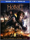 The Hobbit: The Battle of the Five Armies (Blu-ray/DVD)(UV Digital Copy) 2014