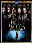 Into The Woods (Blu-ray)(Digital Copy) (Eng/Fre/Spa)