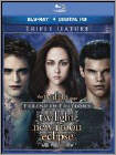 Twilight / New Moon / Eclipse (Blu-ray Disc) (Extended Edition)
