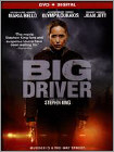 Big Driver (DVD) (Enhanced Widescreen for 16x9 TV) (Eng) 2014